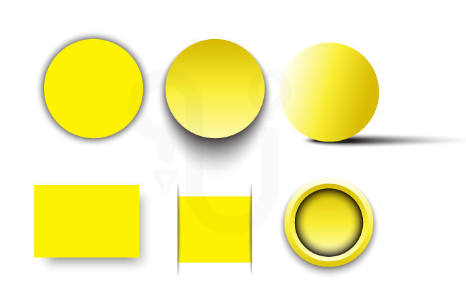 สร้างเงา เวกเตอร์ microstock blend tool