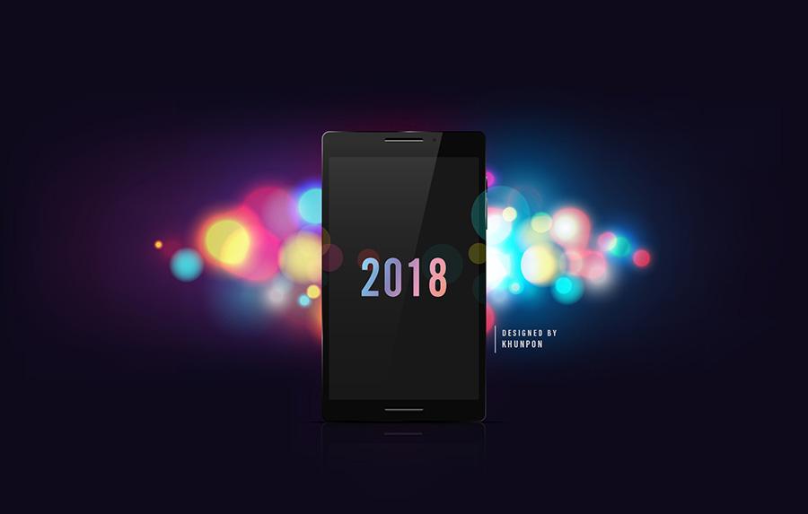 smartphone-bokeh