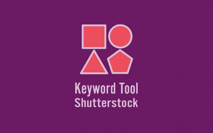 การใช้ keyword tool shutterstock
